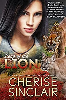 Leap of the Lion (The Wild Hunt Legacy Book 4) by [Sinclair, Cherise]