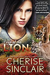 Leap of the Lion (The Wild Hunt Legacy Book 4)
