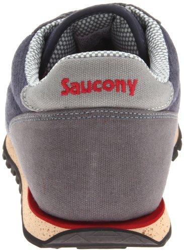 Saucony Jazz Low Pro Vegan Uomo Grigio Scarpe ginnastica EU 44,5