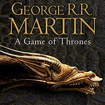 A Game of Thrones: Book 1 of A Song of Ice and Fire (Audio