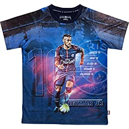 PSG Maillot Neymar Jr - Collection Officielle Paris Saint Germain - Taille Enfant
