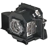 EPSON AMERICA V13H010L34 ELPLP34 Replacement Projector Lamp for PowerLite 62c/76c/82c