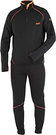 NORFIN Cosy Line Thermal Underwear for Men Long Sleeve Thermal Top and Pants