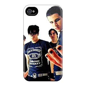 Waterdrop Snap-on Avenged Sevenfold Band Case For Iphone 4/4s