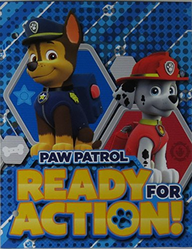 Paw Patrol Glossey Pocket Folders - 3 Pack Photo #4