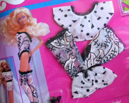 Review Barbie Fancy Frills Fashions