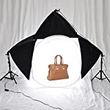 32'' Photo Cube Studio Light Tent 3 Softboxes Kit