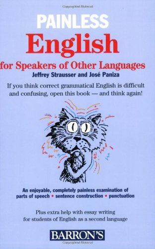 Painless English for Speakers of Other Languages (Painless Series)