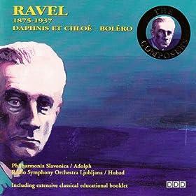 Amazon.com: Daphinis et Chloe / Bolero: Maurice Ravel (1875-1937): MP3
