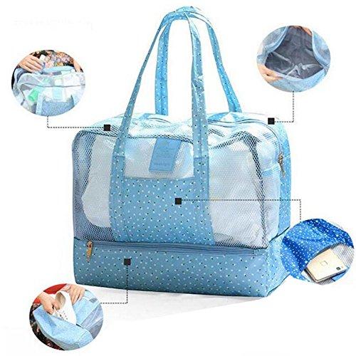 Wasserdichte Badetasche Schwimmen Packs Gym Storage Bag-A3