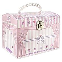Star Ballerina Musical Jewelry Box