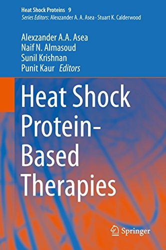 Download Heat Shock Protein-Based Therapies (Heat Shock Proteins) Pdf