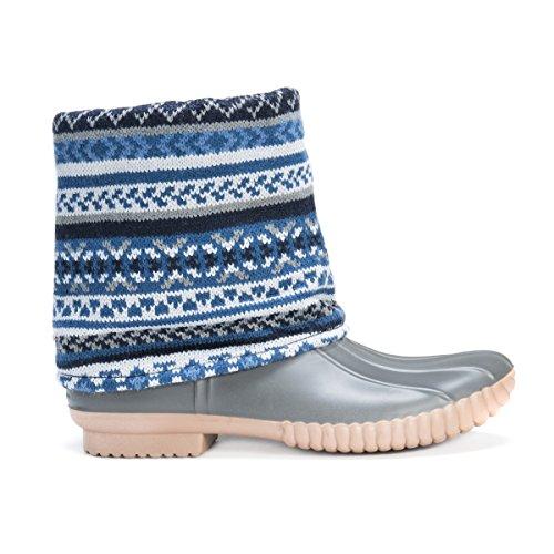 Blue Rain Women's Shoe Sydney Rainboots LUKS MUK Twvqz