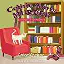 Comic Sans Murder: A Dangerous Type Mystery Series, Book 3  Audiobook by Paige Shelton Narrated by Marguerite Gavin