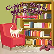 Comic Sans Murder: A Dangerous Type Mystery Series, Book 3  | Paige Shelton