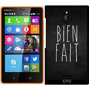 Funda para Nokia X2 - Bien Hecho by Spycker