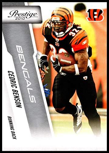 Amazon.com  2010 Panini Prestige  42 Cedric Benson NM-MT Cincinnati Bengals  Official NFL Football Trading Card  Collectibles   Fine Art e63410ac5