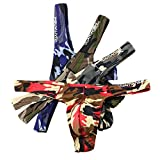 MuscleMate UltraFit Men's Camouflage Thong