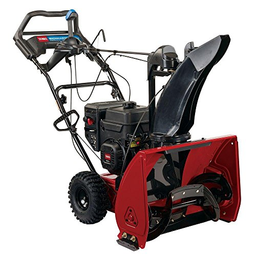 Toro 36003 SnowMaster 824 QXE 24 in. Single-Stage Gas Snow Blower