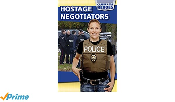 Hostage negotiator career