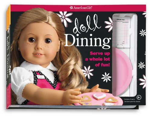 Doll Dining (Revised) (American Girl Doll Dining Book)