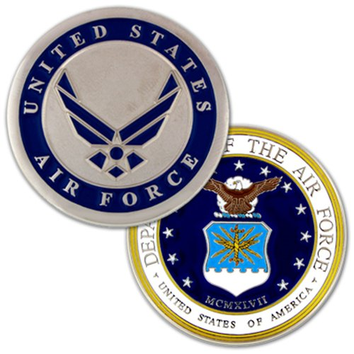 PinMart USAF Air Force Challenge Coin