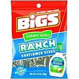 Bigs Ranch Sunflower Seeds, 0.7 Ounce -- 360 per case.