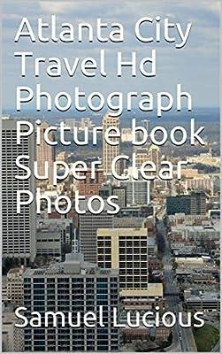 Atlanta City Travel Hd Photograph Picture book Super Clear Photos