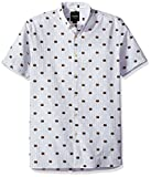 Barney Cools Mens Short Sleeve Burger Print Shirt