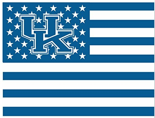 Kentucky Wildcats 3x5FT Stars and Stripes Flag Wildcats-nation