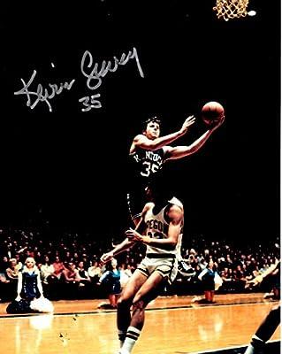 Autographed Kevin Grevey 8x10 University of Kentucky Photo