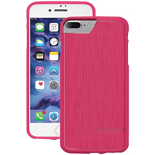 Body Glove Satin Series Case for iPhone 7 Plus (Paradise Pink - 9577601)