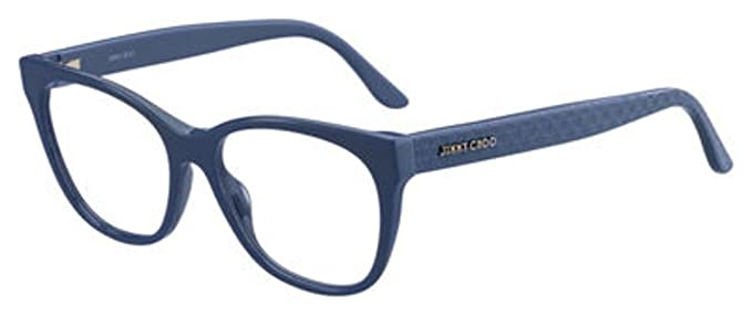 Jimmy Choo JC201 MVU 53 Gafas de Sol, Turquesa (Bleu Azure ...