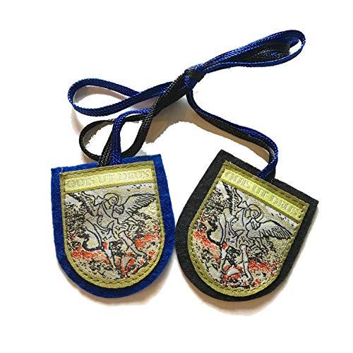 (St. Michael Large Shield Scapular)
