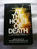 img - for At The Hour of Death by Karlis Osis (1977-01-01) book / textbook / text book