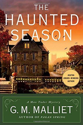 State Ladies Gm Series - The Haunted Season: A Max Tudor Mystery (A Max Tudor Novel)
