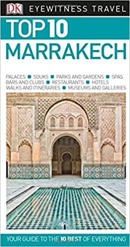 DK Eyewitness Top 10 Marrakech (Pocket Travel Guide)