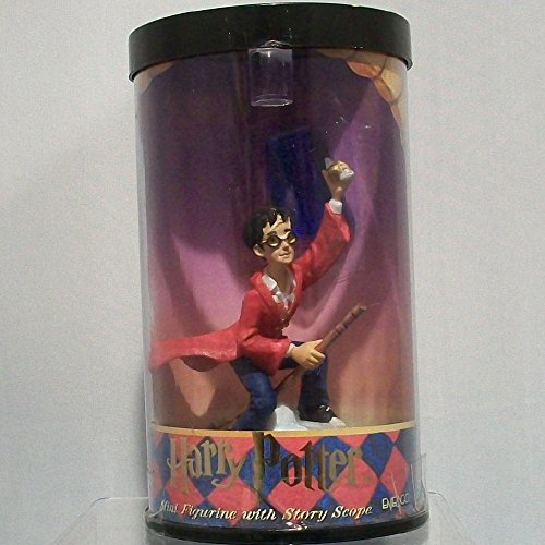 Harry Potter Mini Figurine with Story Scope