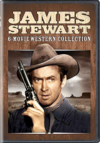 James Stewart: 6-Movie Western C...