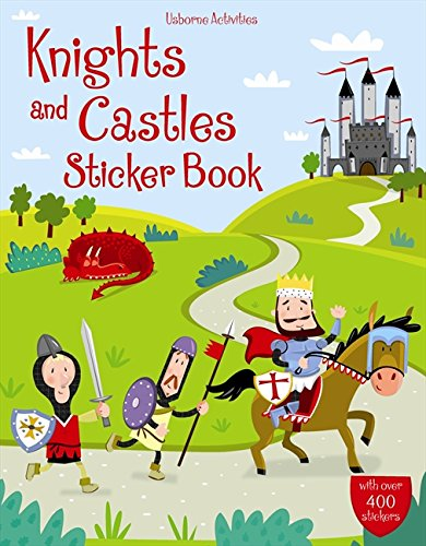Read Online Knights and Castles Sticker Book (Usborne Sticker Books) PDF