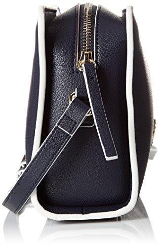Tommy Hilfiger Damen Charming Tommy Crossover Rucksackhandtasche, Blau (tommy Navy), 8x23x18 Cm