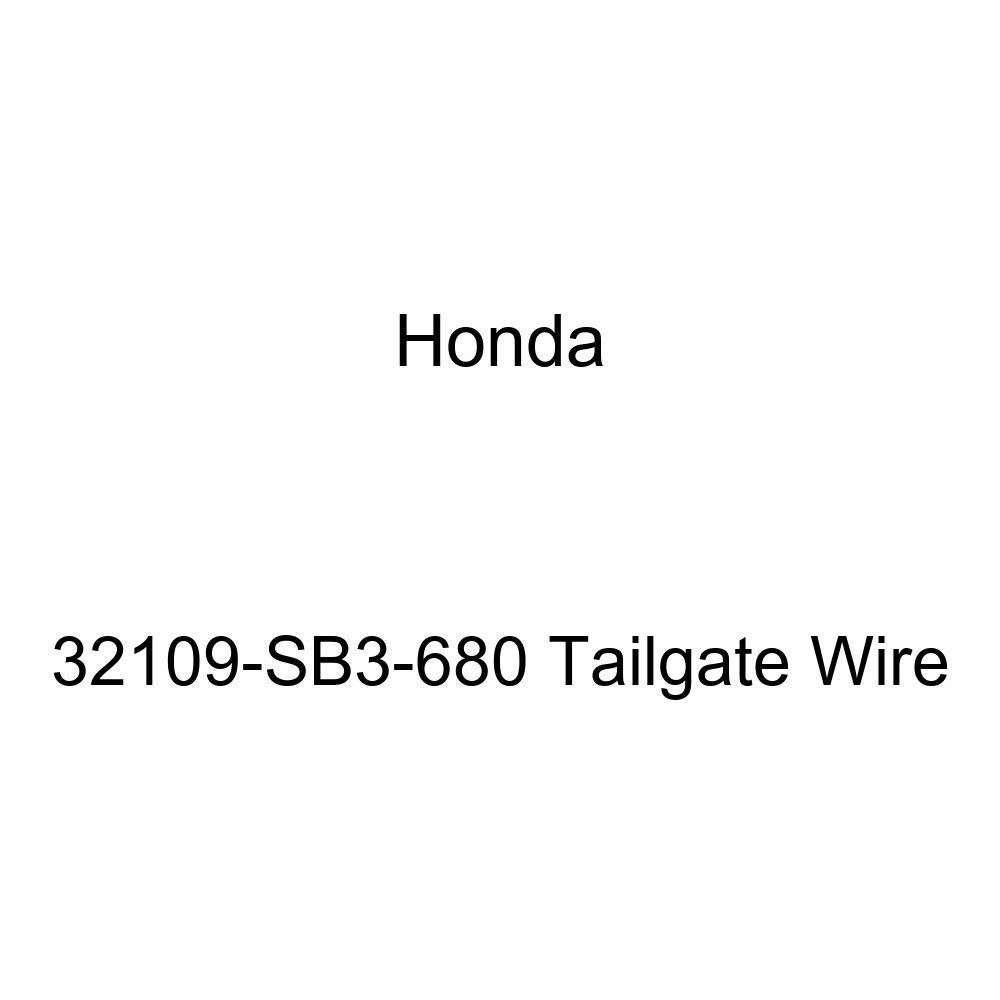 Genuine Honda 32109-SB3-680 Tailgate Wire