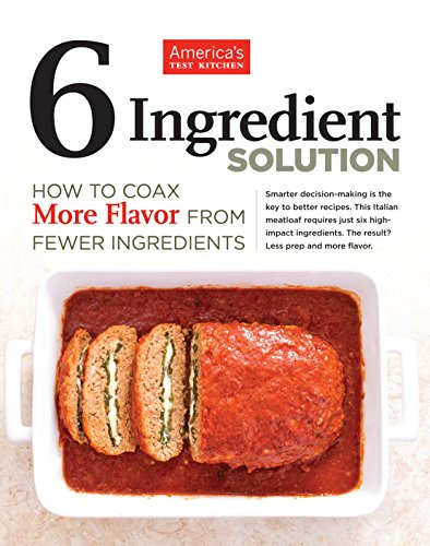 6 Ingredient Solution: How to Coax More Flavor from Fewer - Coax Line