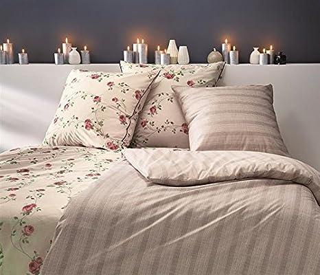 Irisette Edel Flanell Bettwasche 2 Teilig Bettbezug 135 X 200 Cm