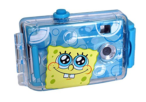 Spongebob Squarepants Waterproof Digital Camera - 1