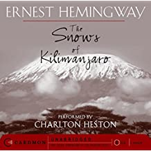 The Snows of Kilimanjaro CD