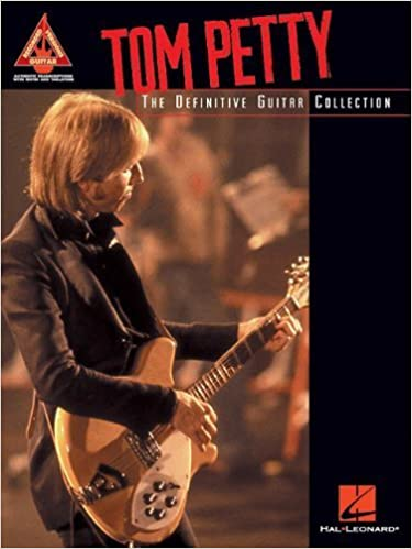 Book TOM PETTY THE DEFINITIVE GUITAR COLLECTION GUITAR TAB BOOK (Guitar Recorded Versions) by Various (2010)