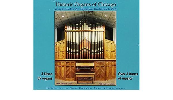 Interludio and Finale - Organ
