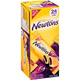 Newtons Full-Size Fig Fruit Chewy Cookies, 24 Count