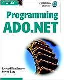 Programming ADO. NET, Richard Hundhausen and Steven Borg, 0471201871